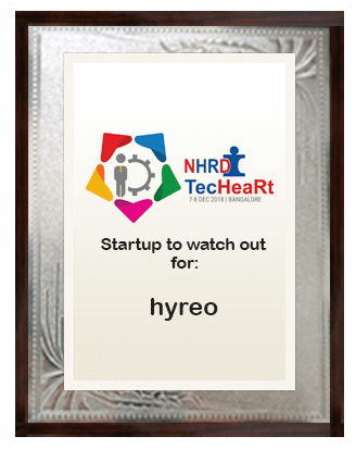 HYREO: Start-up To Watch Out For!